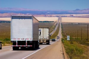 Driving Safely On The Highways With Trucks