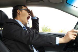 Warnings Signs You're Falling Asleep At The Wheel