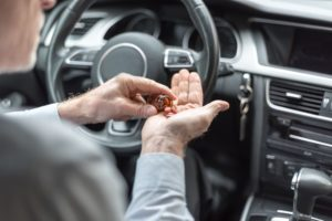 For First Time, Drugged Driving Surpasses Drunk Driving For Fatally Injured Drivers
