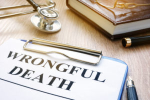 Who May Bring An Action For Wrongful Death?