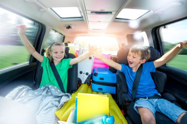 School's Out! Safe Summer Driving Tips