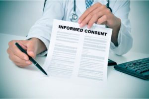 Medical Malpractice And Informed Consent