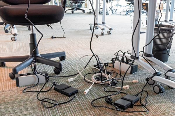 Avoiding Electrical Hazards At Work