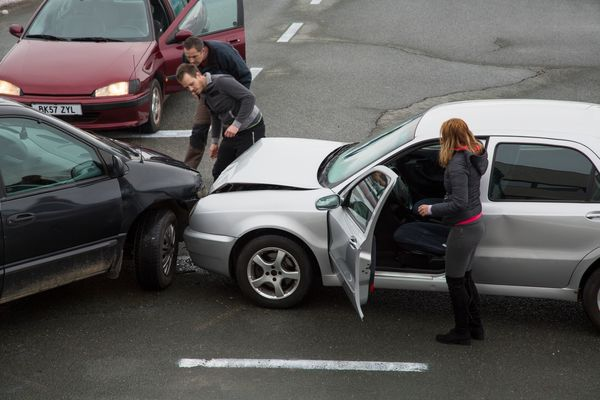 Comparative Fault In Multi-Car Accidents