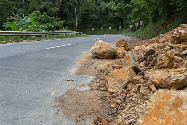 Liability For Poor Road Design And Maintenance